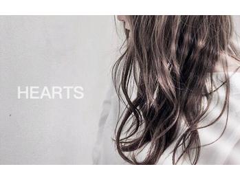 ヘアサロン ハーツ(hair salon HEARTS)(群馬県太田市/美容室)
