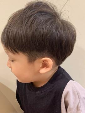 【CHAIR2021春夏】キッズ アシメベリーショート