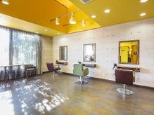 サバ ヘアー スペース(SABA hair space)の写真