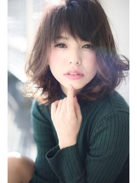 [OCEAN Hair&Life]大人フェミニンなラフカール☆