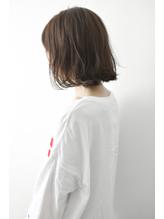 《ekolu  横山》ラフな毛先×お洒落カールボブ.49