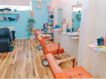 ヘアーサロン レフア(Hair salon Lehua)