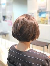 【-5歳】40代 透明感ボブ 御所南.52