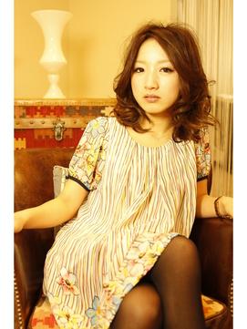☆アンティークブラウン☆【LDK hair salon】048-729-6307