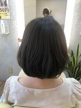 joliesse目白店【高橋聖羅】 ふんわりショートボブ.19