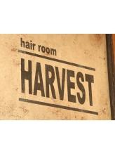 ヘアルーム ハーベスト(hair room HARVEST)