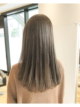 【Lotus hair design】♪ナチュラルフェミニンストレート♪.6