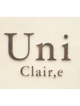クレールユニ(Clair,e uni)