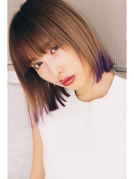 ☆ misherry 厚めバング・モードカジュアルBOB ☆ 2