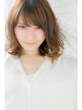 『ROMA』小泉里子さん風40代にもオススメ♪お洒落ボブパーマ .34