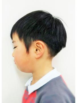 kids「マッシュアシメ」【高崎 Naturally】