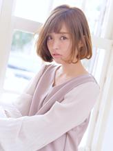 《Barretta/蒲田358》☆フリンジバング×ワンサイドボブ☆ バレッタ.53
