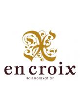 Hair Relaxation en croix