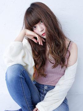 ナチュラルふんわりパーマ【LUXBE aimer 豊橋店】