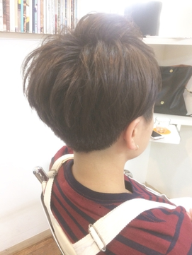 【micca下北沢】 ☆ツーブロック刈り上げ×アシメショート☆