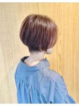 40代50代60代70代  抜け感 くびれヘア -名古屋の美容室actif-