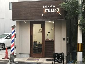ヘアーサロン ミウラ(hair salon miura)(大阪府大阪市生野区/美容室)