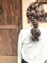 hair arrange☆.43