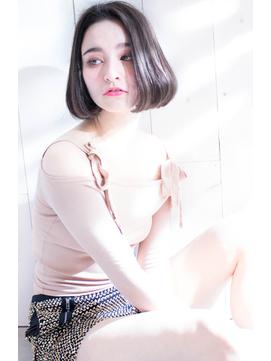 【ナチュラルボブ51】Nori Nakajima