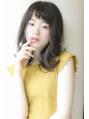 人気♪外ハネレイヤー☆ひし形シルエット by西山