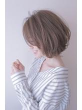 【lond avenir 店長川上功介】大人かわいい前下がりボブ☆002.13