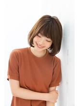 【NEUTRAL太田愛】ナチュラルボブ  フォギーアッシュ 結べる長さ.35