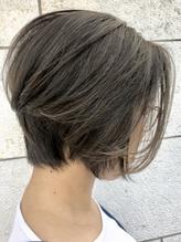 ◆CUT × COLOR×【natural highlights】× 4step-treatment.4