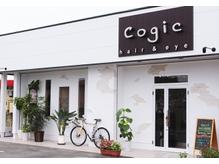 コジック ヘアアンドアイ(Cogic hair & eye)の店内画像