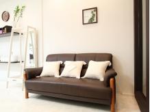 白を基調にしたシンプルな空間でお気に入りスタイルが実現☆