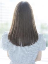 【栄駅◆徒歩2分】最高級ストレート!髪に優しい薬剤を使い、今までにない柔らかい質感に仕上げます!