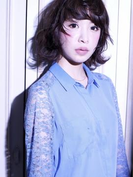 LAUREN☆愛され艶グレーウルフ tel0112328045