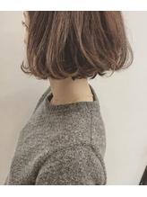 ★blues★大人ショートボブスタイル毛先パーマ .12