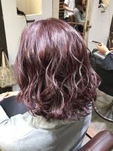 【Lien/渋谷】コーラルピンク3Dカラー[SHOTA/とろみモードヘア] 小悪魔.38