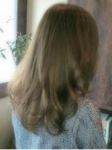 【阪神御影1分】美容業界で話題!イルミナカラーでツヤ髪に♪ダメージの少ない薬剤でイメージの色が叶う!