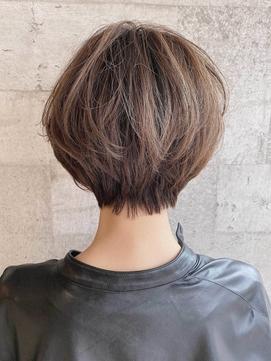 [The C 重田悠作] 前髪あり ショートヘア 小顔◎