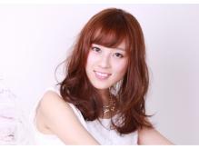 【モテ髪ならお任せ★パーマ+トリートメント¥12420⇒¥8530~