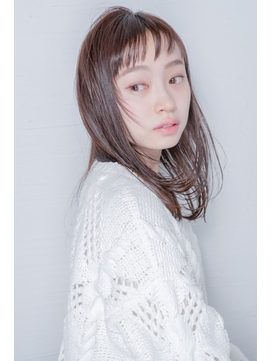 insi中山☆シアーストレート×イルミナカラー