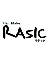 ヘアー メイク ラジック 砥堀店(Hair Make RASIC)