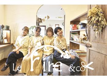 ル リール アンド コー(Le rire co)(岐阜県関市/美容室)