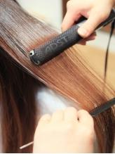 カウンセリング力&豊富なメニュ-で、髪質や希望に合わせて/ダメ-ジを最小限に抑えたご提案を致します!