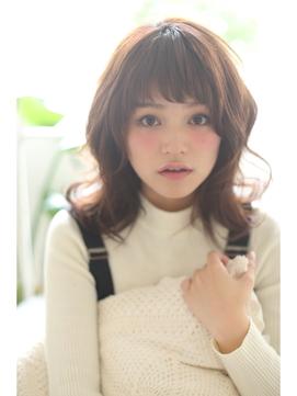 ☆Zina☆ ゆる柔ウェーブ ☆