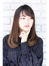 美シルエット☆丸みのある縮毛矯正.37