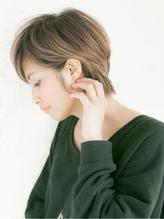 耳掛けウルフショート☆かっこいいスタイルが好きな方にオススメ リラックスボブ.47