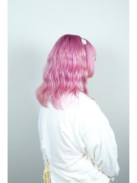 ピンクカラー☆