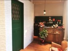 【長岡◆駐車場完備】cafeのような可愛い店内で至福のひと時を…ほっ。と寛ぐsalon-teaco.la hair factory-