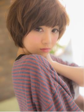 *+COVER HAIR+*…゛色気゛を仕掛ける‥♪脱力系ショートa