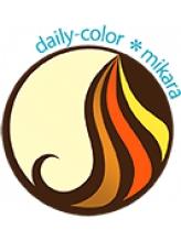 デイリーカラー ミカラ 東日野町店(daily color mikara)