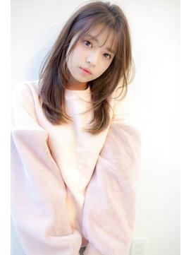 【髪質改善メニュー】圧倒的な艶髪と柔らかさ☆松本 明樹