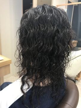 ミセス/髪質改善/ツヤ髪/スパイラルパーマ/白髪染め/ヘッドスパ