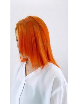 ハロウィンカラー/パンプキンオレンジ